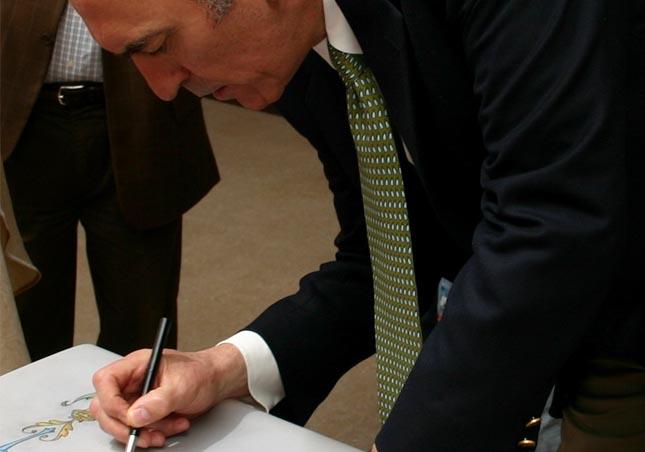 francisco perez yoma firmando