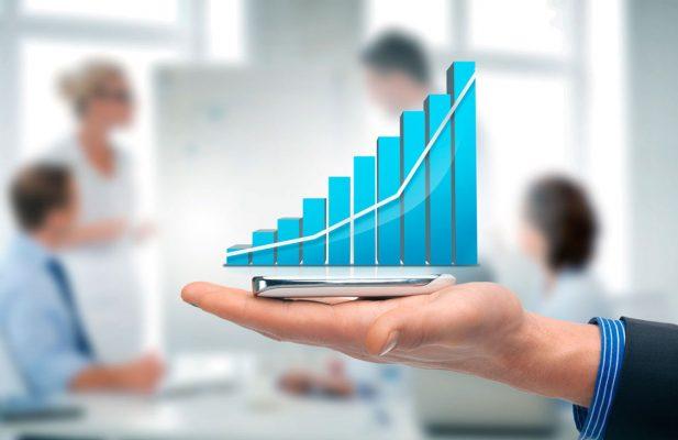 crecimiento volumen ventas negocio