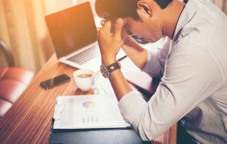 sobrellevar trabajo bajo presion
